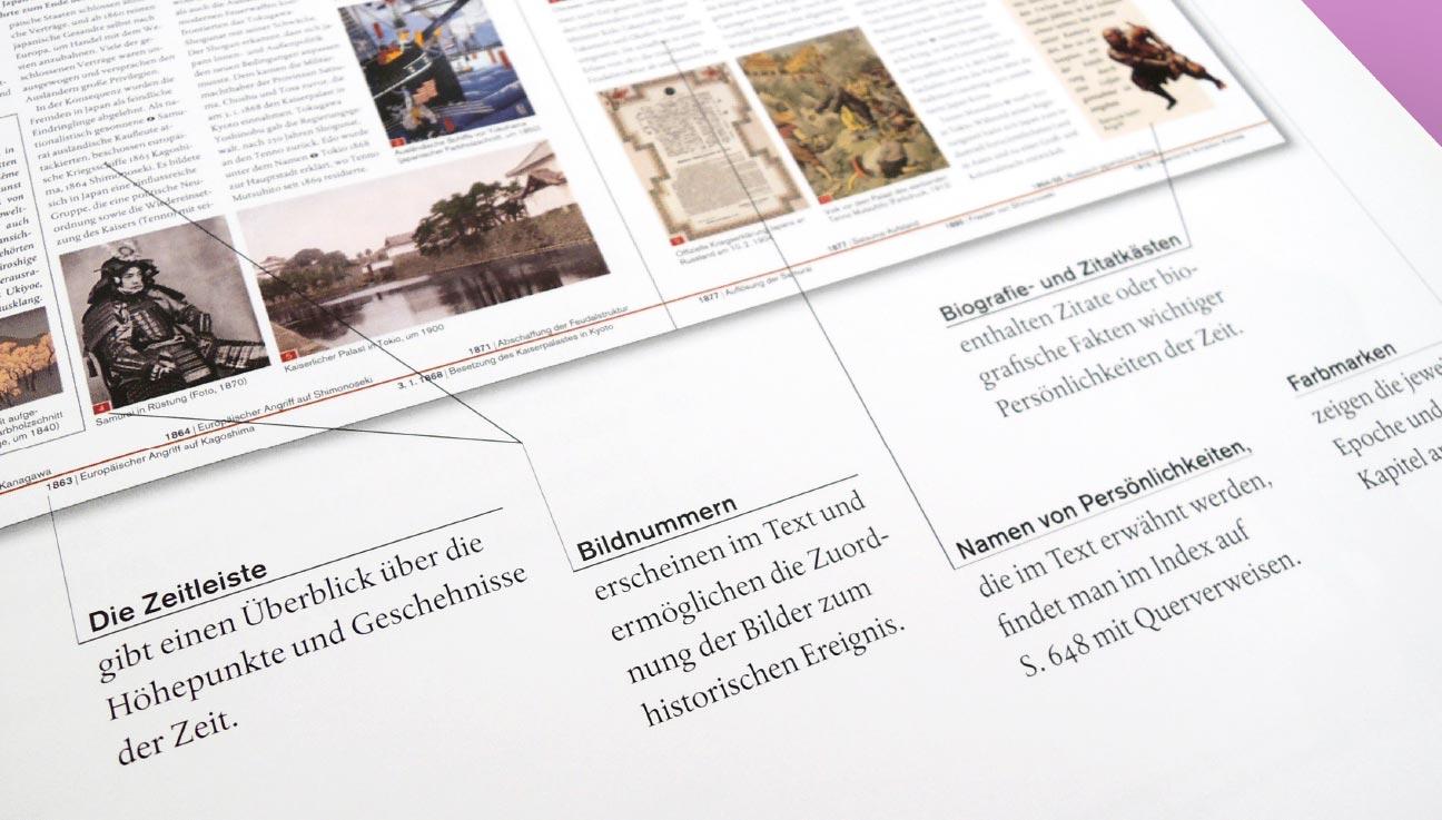 Visuelle Geschichte — Büro Brendel — Grafikdesign und Buchgestaltung