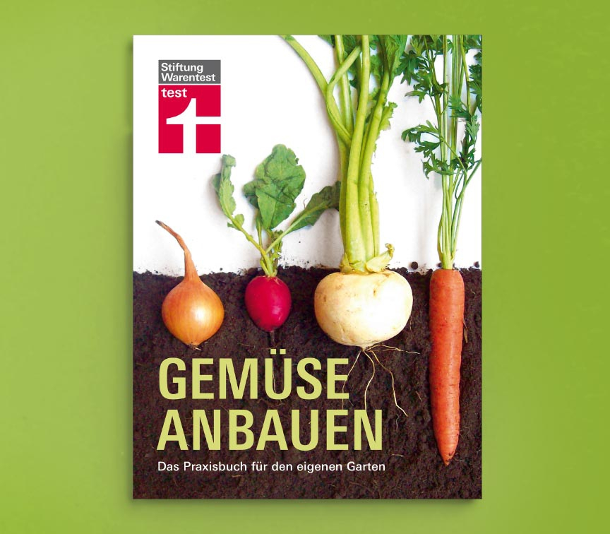 Cover von Gemüse anbauen