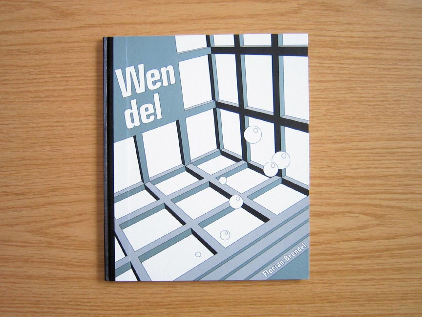 Comic Experiment Wendel material-Verlag Hamburg