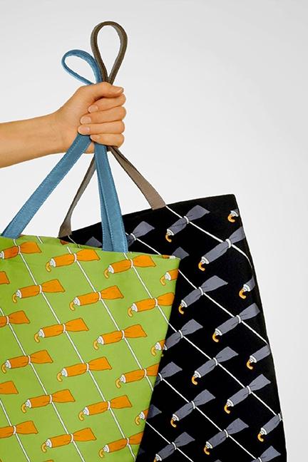 Textildesign für Tokio