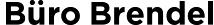 Büro Brendel — Grafikdesign und Buchgestaltung